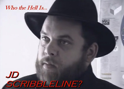REVIEW: Who the Hell is JD Scribbleline? (2010)