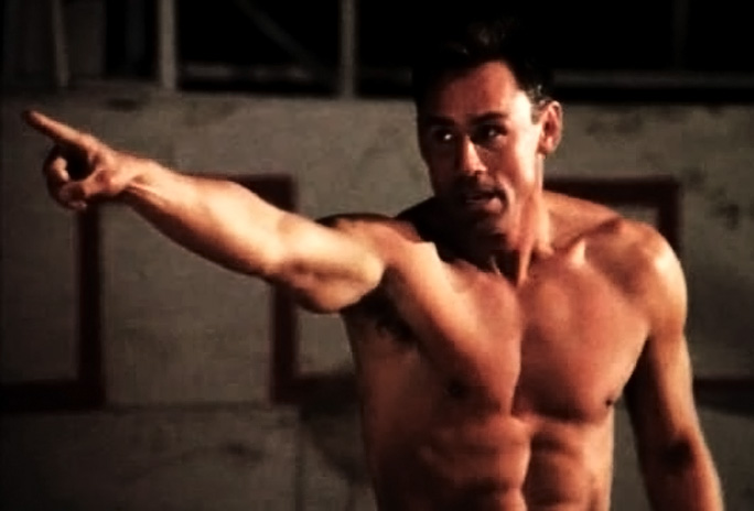 The Circuit: what could have been a martial arts TV-series…