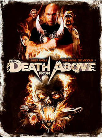 REVIEW: Death from Above (2012)