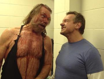 """""""Pro Wrestlers vs Zombies"""" – exactly what you think it is, and even more! (VIDEO)"""