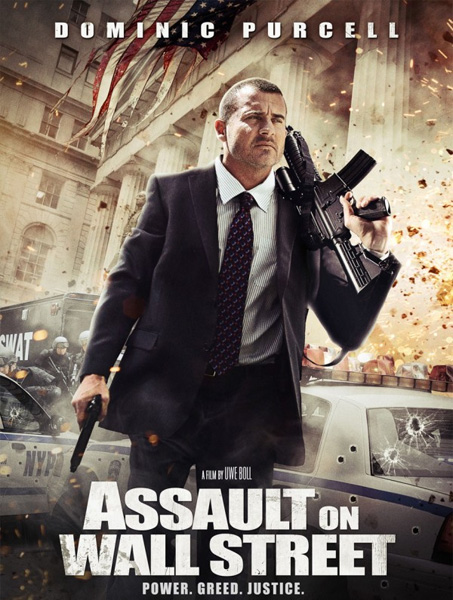REVIEW: Assault on Wall Street (2013)