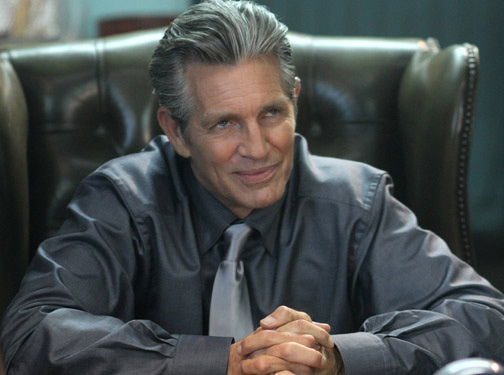 "Eric Roberts to star in ""Human Centipede 3"""