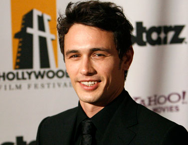 James Franco's 10 tips on filmmaking
