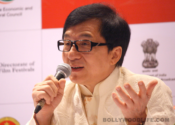 "Jackie Chan wants to become ""De Niro of Asia"", urges for Indo-Chinese films"