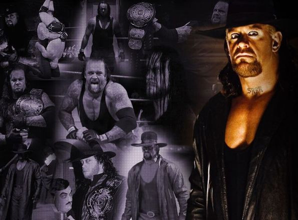 WWE's Mark Calaway – 3 documentaries on The Undertaker