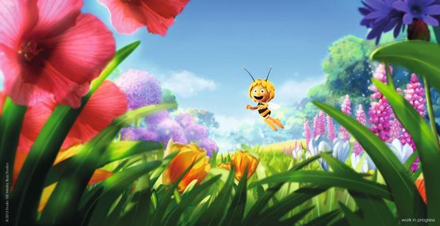 """Maya The Bee – Movie"" film project licensed to Russia's Premium Film"