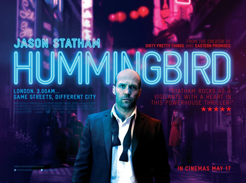 REVIEW: Redemption aka Hummingbird (2013)