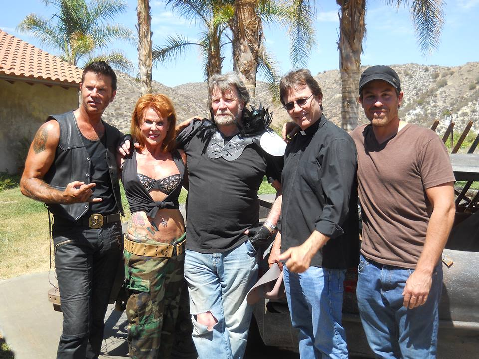 "Vernon Wells, Lorenzo Lamas, Richard Hatch to roam wastelands in ""After the Harvest"""
