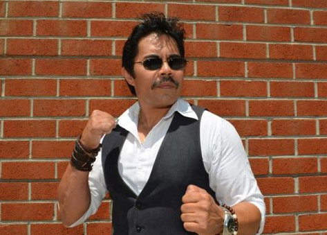 Art Camacho to teach Hollywood Screen Fight Action Seminar in Mexico