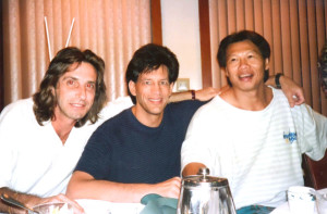 12 SF 2 Wrap Party - Gil, Shaw, Bolo