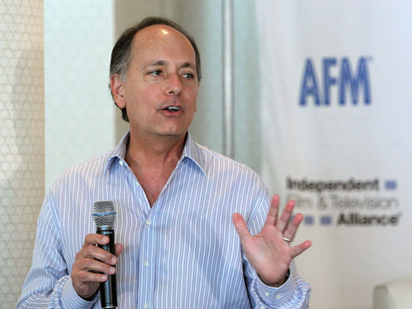 AFM managing director: Film pre-sales collapsed in 2006 for several reasons