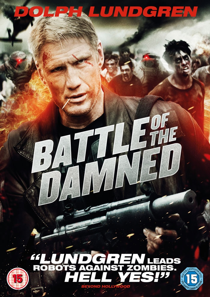 REVIEW: Battle of the Damned (2013)