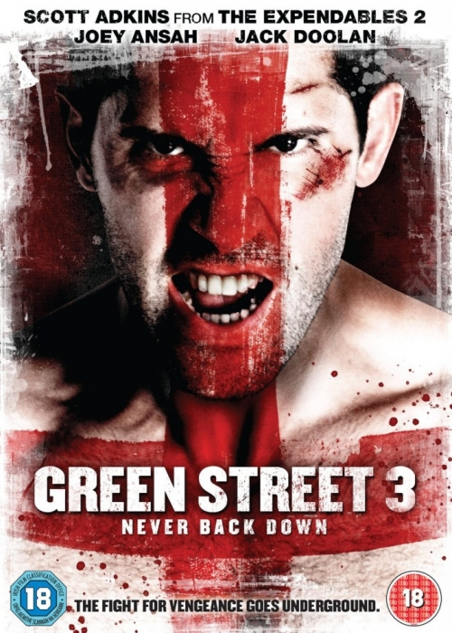 REVIEW: Green Street 3 – Never Back Down (2013)