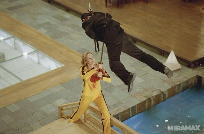 "Shooting ""Kill Bill"" – behind the scenes (PHOTOS)"