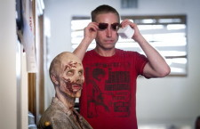 "A zombie extra and fx makeup artist, ""The Walking Dead"" June 15, 2011"