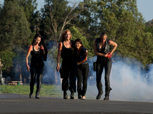 """Mercenaries"" trailer online: lots of females, action and cheesiness – VIDEO"