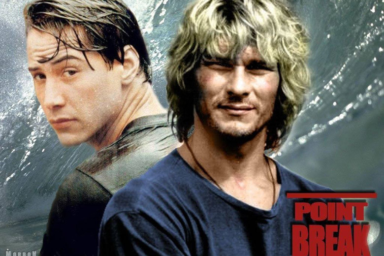 "Rewatching ""Point Break"" (1991)"