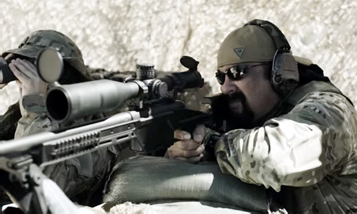 "4 reasons not to watch Steven Seagal's ""Sniper: Special Ops"" movie"