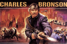 """Discovering """"Death Wish"""" series with Charles Bronson: thoughts, ideas"""