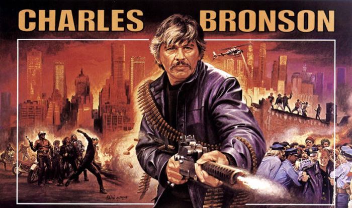 "Discovering ""Death Wish"" series with Charles Bronson: thoughts, ideas"