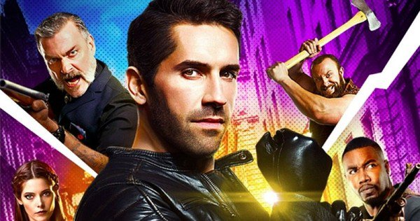 REVIEW: Accident Man (2018)