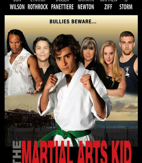 REVIEW: The Martial Arts Kid (2015)