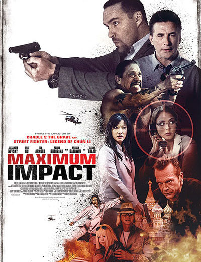 REVIEW: Maximum Impact (2017)
