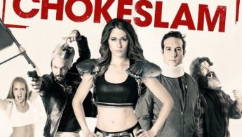 REVIEW: Chokeslam (2016)