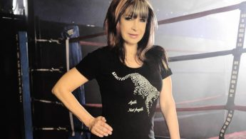 """Queen of martial arts films"" talks about her career, new documentary"