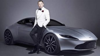 James Bond: a luxury lifestyle movies