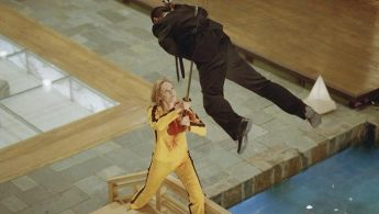 "Shooting ""Kill Bill"" - behind the scenes (PHOTOS)"