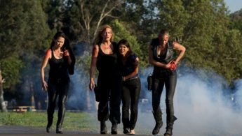 """Mercenaries"" trailer online: lots of females, action and cheesiness - VIDEO"
