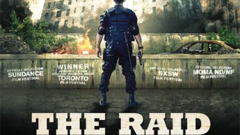 REVIEW: The Raid - Redemption (2011) + trailer
