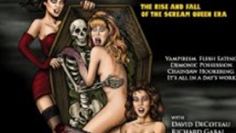 REVIEW: Screaming in High Heels: The Rise & Fall of the Scream Queen Era (2011)
