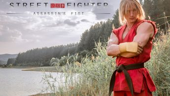 Christian Howard: to play Ken in Street Fighter I needed to live up to physicality