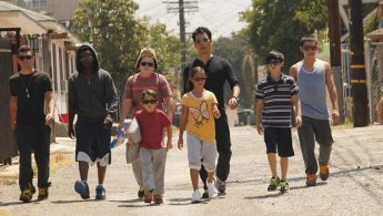 "Phillip Rhee on set with kids of his ""passion project"" Underdogs - PHOTOS"