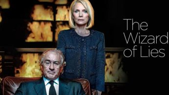 REVIEW: The Wizard of Lies (2017)