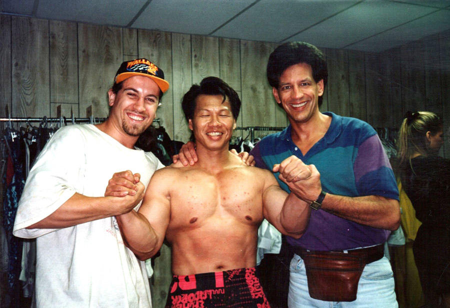 Bolo Yeung jackie chan
